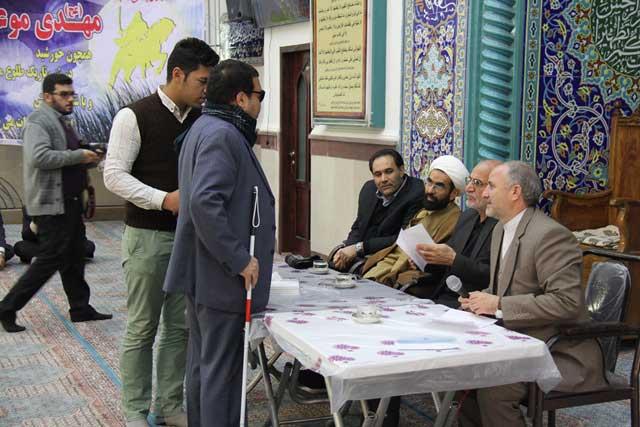 دیدار مردمی استاندار تهران با شهروندان شهرستان پردیس