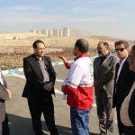 پایگاه ویژه پشتیبانی مدیریت بحران شهر پردیس