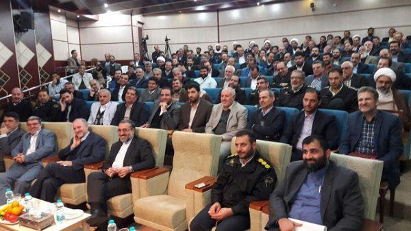 ذوالفقار حسینیبه عنوان رئیس جدید دادگستری شهرستان پردیس معرفی شد/ انتخاب علیرضا آقاجاری به عنوان دادستان جدید شهرستان پردیس
