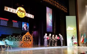 تجلیل از برگزیدگان دومین دوره جایزه مصطفی (ص) در پارک فناوری پردیس