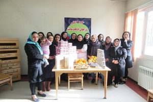 آئین تقدیر از داوطلبان سلامت مراکز تابعه شبکه بهداشت و درمان پردیس