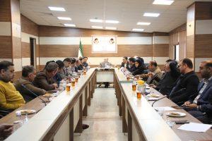 ستاد بحران شهرستان پردیس