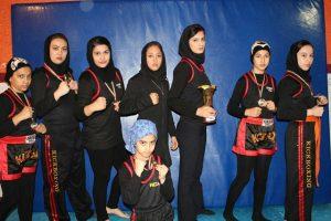 مقام سوم دختران رزمی کار شهرستان پردیس در مسابقات کاراکوی کاشان + تصاویر