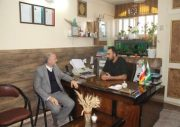 بازدید مسئولان از دو کمپ ترک اعتیاد در پردیس