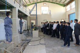 تصفیهخانه آب پردیس رتبه دوم تصفیهخانههای کشور را کسب کرد