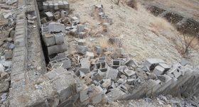 رفع تصرف اراضی ملی در منطقه حفاظت شده جاجرود