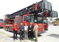 تجهیز آتشنشانی پردیس به دو دستگاه مدرن شرکت «روزن باور» اتریش/ احداث مجهزترین مرکز اوژانس هوایی استان تهران در پردیس