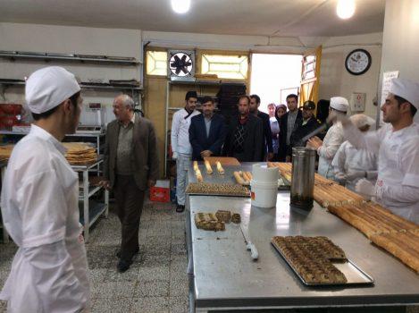 رستورانهای بینراهی در شهرستان پردیس مورد بازدید قرار گرفت
