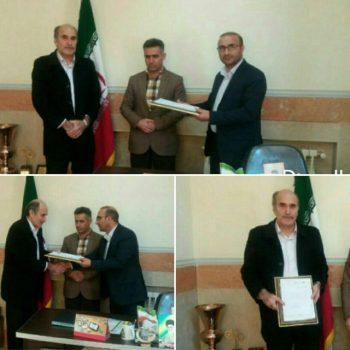علیاصغر طهرانی مقدم بهعنوان مسئول انجمن فوتبال حبابی شهرستان پردیس منصوب شد