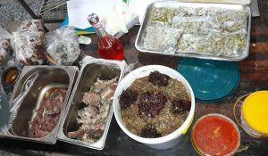 مهروموم ۶ واحد رستورانی متخلف در پردیس/ ۲۰۰ کیلوگرم گوشت و مرغ فاسد در پردیس معدوم شد + تصاویر