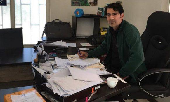 پیمان دانشمند بهسمت رئیس انجمن هنرهای نمایشی شهرستان پردیس منصوب شد