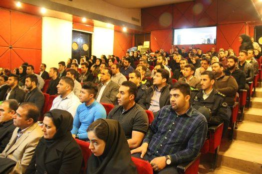 گردهمایی مربیان و مدیران اماکن ورزشی شهرستان پردیس