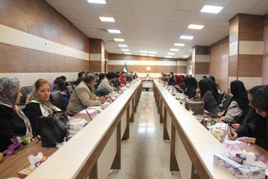 نشست ستاد ساماندهی امور جوانان شهرستان پردیس باحضور نخبگان و کارآفرینان
