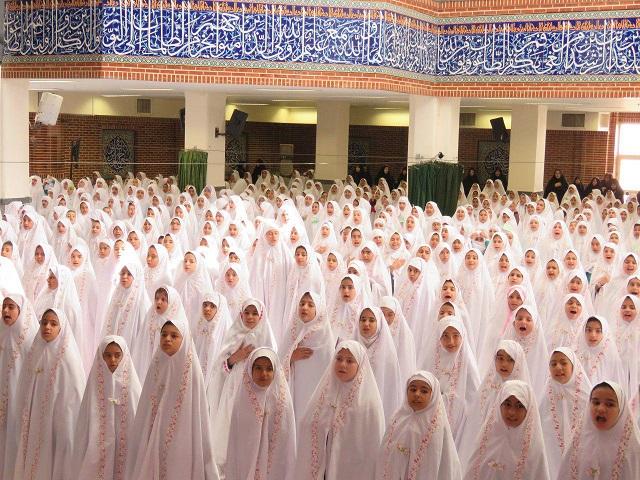 مدارس دخترانه شهرستان پردیس