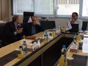 بررسی مشكلات بيمارستان الغدیر بومهن با حضور رئیس کمیسیون بهداشت و درمان مجلس شورای اسلامی