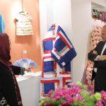 نمایشگاه صنایع دستی در پردیس