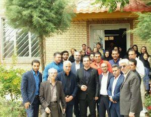 نشست هیئت ورزشهای همگانی شهرستان پردیس برگزار شد