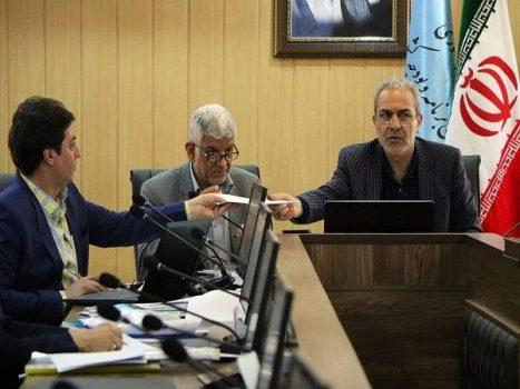 بررسی روند اجرای مصوبات سفر استاندار تهران به شهرستان پردیس