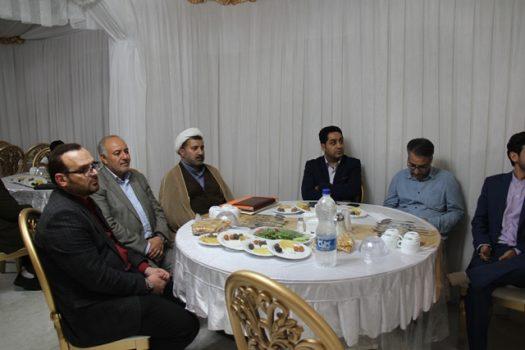 تقدیر از برگزیدگان طرح قرآن در خانه در شهرستان پردیس