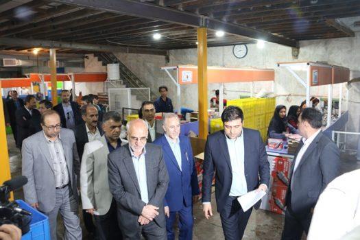بررسی مشکلات واحدهای صنعتی پردیس باحضور استاندار تهران