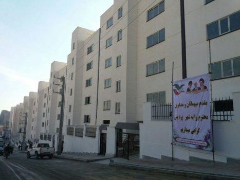 توافق برای باز شدن قفل واحدهای فاز ۵ مسکن مهر پردیس