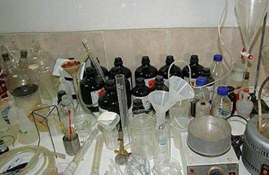 کشف سه کارگاه تولید مواد مخدر در شهرستان پردیس/ درمان بیش از ۲ هزار معتاد و ۱۸ مورد طرح پاکسازی در سال گذشته