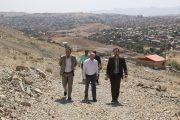 تعیین دو نقطه از اراضی شهر بومهن بهمنظور اجرای طرح بازآفرینی شهری