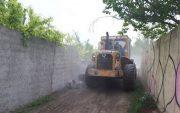 ۲۸ دیوارکشی غیرمجاز در اراضی کشاورزی پردیس تخریب شد
