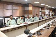 سناریوی دور میزی عملکرد در مواقع بحران زلزله در شهرستان پردیس برگزار شد