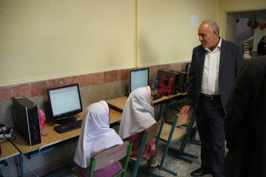 ثبتنام دانشآموزان در شهرستان پردیس