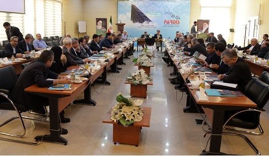 بازدید جمعی از سفرا و نمایندگان ایران در خارج از پارک فناوری پردیس
