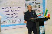 خدماترسانی به نواحی کارگاهی پردیس در سال «حمایت از کالای ایرانی»/ تخصیص بودجه مناسب برای مناطق روستایی حریم شهر پردیس
