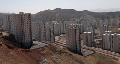 افتتاح ۵۰۲۰ واحد مسکن مهر در فاز ۸ پردیس با اعتباری بالغبر ۱۰۳۸۰ میلیارد ریال