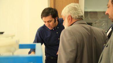تصویر از مصاحبه با مدیر شرکت تولیدکننده پرینترهای سه بعدی مستقر در پارک فناوری پردیس