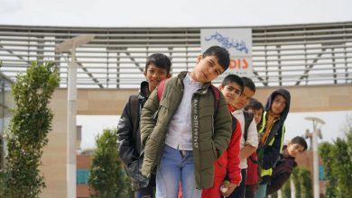 تصویر از تصاویر؛  بازدید دانش آموزان مدارس ورامین از پارک فناوری پردیس