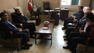 تصویر از برگزاری جلسه مدیریت بحران بخش جاجرود با حضور فرماندار پردیس