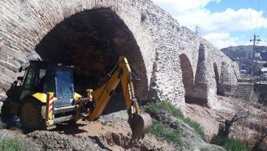 تصویر از از سوی  ستاد مدیریت بحران شهرستان پردیس صورت گرفت؛  بازدید و کنترل حاشیه رودخانه جاجرود و سیاهرود بومهن در روز طبیعت/ بازگشایی دهنه سوم پل شاه عباسی