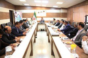شورای ترافیک شهرستان پردیس
