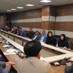 کارگروه سلامت و امنیت غذایی شهرستان پردیس