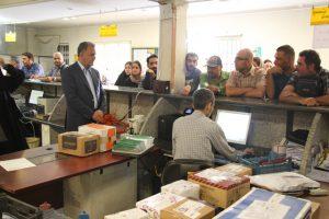 اداره پست شهرستان پردیس
