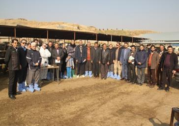 مانور پدافند غیرعامل شهرستان پردیس