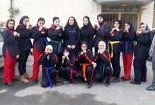 تصویر از درخشش تیم بانوان پردیسی در مسابقات کیک بوکسینگ قهرمانی کشور