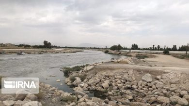 تصویر از سند مالکیت برای ۲۸ هکتار از بستر رودخانه جاجرود صادر شد