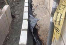 تصویر از اجرای عملیات زیرسازی و جدولگذاری خیابان شهید حق وردیان بومهن