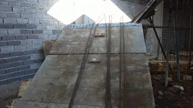 تصویر از اجرای عملیات پله بندی احداث سوله ورزشی چند منظوره شهید فریبرز حبیبی بومهن