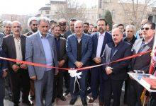 تصویر از افتتاح برخی از پروژه های فرهنگی و عمرانی شهرستان پردیس در دهه مبارک فجر