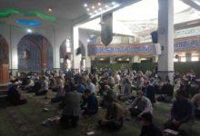 تصویر از نماز عید سعید فطر در شهرستان پردیس به صورت محله محوری برگزار شد