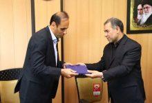 تصویر از مسئول بازرسی و رسیدگی به شکایات شهرداری بومهن منصوب شد