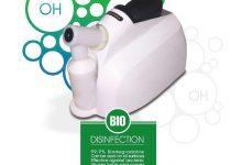تصویر از دستگاه ضدعفونی کننده سطوح و محیط با تکنولوژی مه خشک در ایران تولید شد