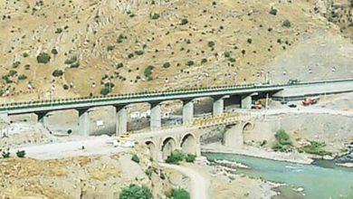 تصویر از هیچ خسارتی به پلهای آزادراه تهران پردیس وارد نشده است